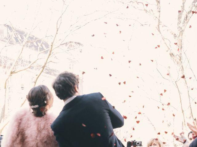 Le mariage de Jules et Anaïs à Paris, Paris 12