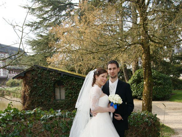 Le mariage de Audrey et Pierre à Rennes, Ille et Vilaine 13