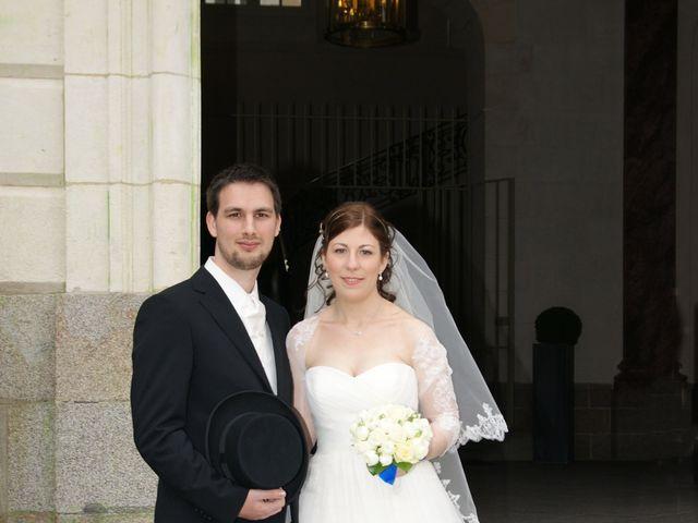 Le mariage de Audrey et Pierre à Rennes, Ille et Vilaine 16