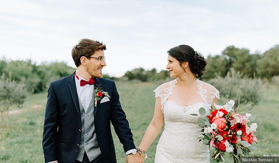 Le mariage de Julian et Sophie à Orgon, Bouches-du-Rhône