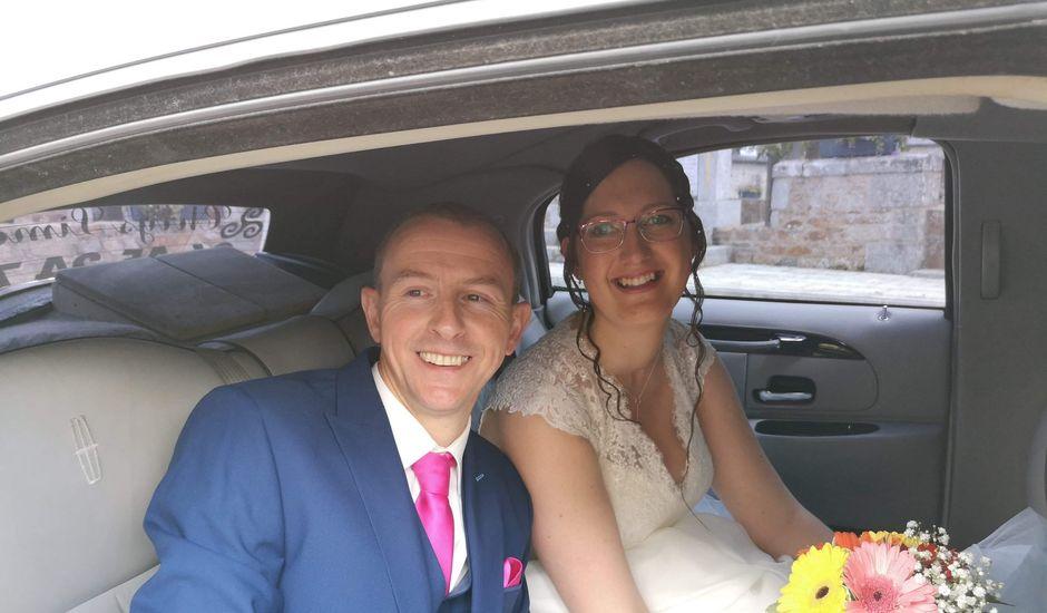 Le mariage de Arnaud  et Vanessa à Le Merzer, Côtes d'Armor