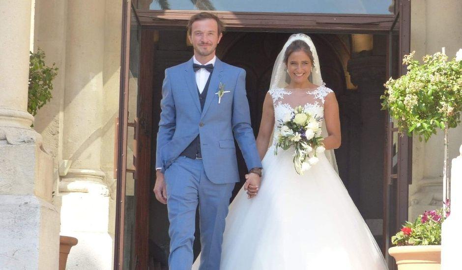 Le mariage de Romain et Marie à Toulon, Var