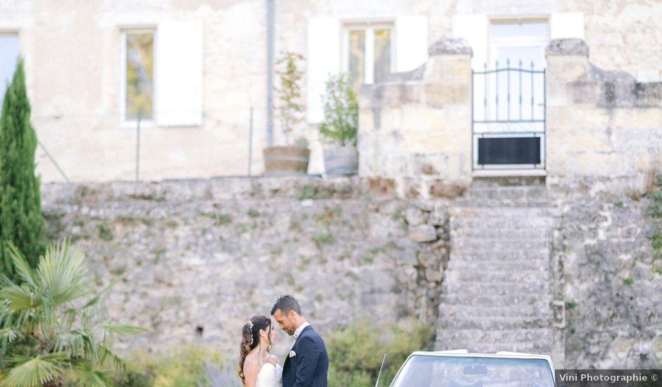 Le mariage de Jerome et Karine à Vayres, Gironde