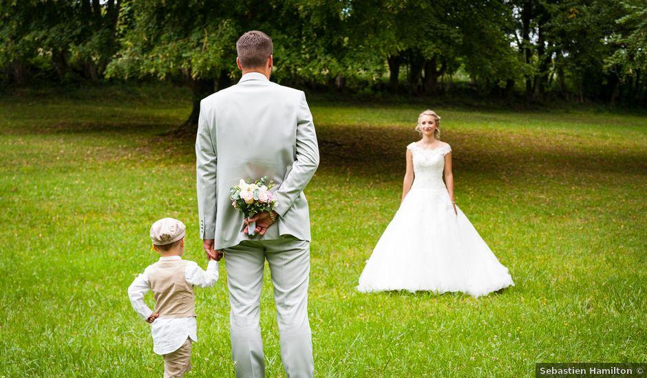Le mariage de Adrien et Angelique à Saint-Brice, Seine-et-Marne