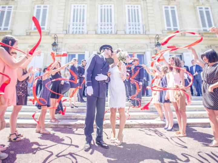 Le mariage de Amandine et Aurélien