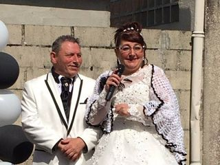 Le mariage de Véronique  et Pascal 1