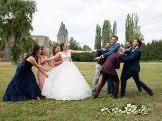 Le mariage de Elodie et Maxime
