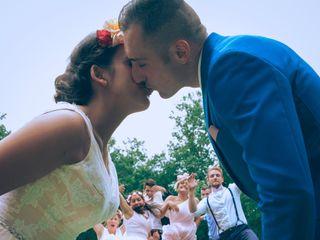 Le mariage de Gabriel et Aurélie