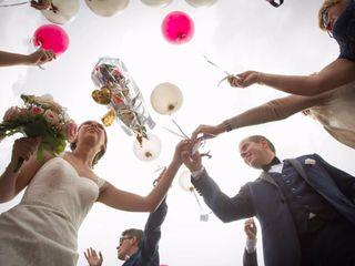 Le mariage de Jonathan et Cécile 1