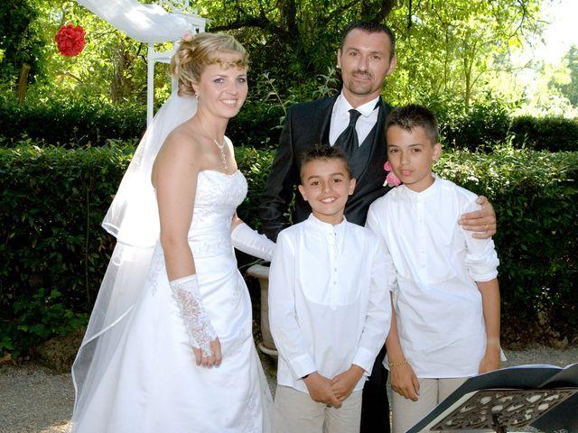 Le mariage de Gaëlle et Sébastien à Plan-de-la-Tour, Var 92