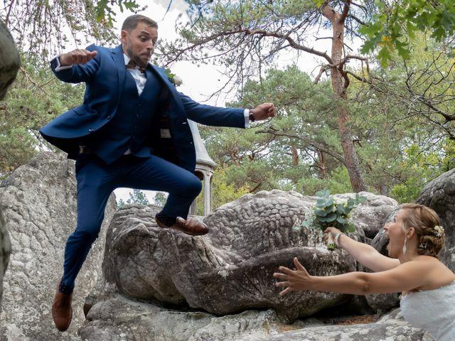 Le mariage de Nina et Antoine