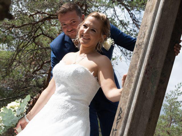 Le mariage de Antoine et Nina à Buthiers, Seine-et-Marne 2