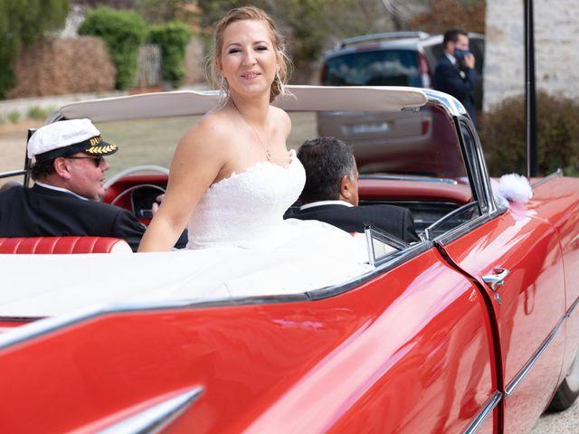 Le mariage de Antoine et Nina à Buthiers, Seine-et-Marne 12