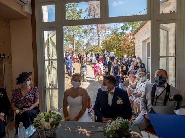 Le mariage de Antoine et Nina à Buthiers, Seine-et-Marne 14