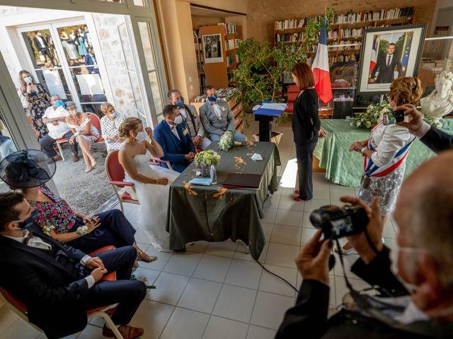 Le mariage de Antoine et Nina à Buthiers, Seine-et-Marne 15
