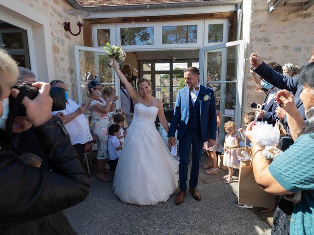 Le mariage de Antoine et Nina à Buthiers, Seine-et-Marne 16