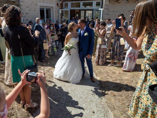 Le mariage de Antoine et Nina à Buthiers, Seine-et-Marne 17