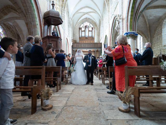 Le mariage de Antoine et Nina à Buthiers, Seine-et-Marne 20