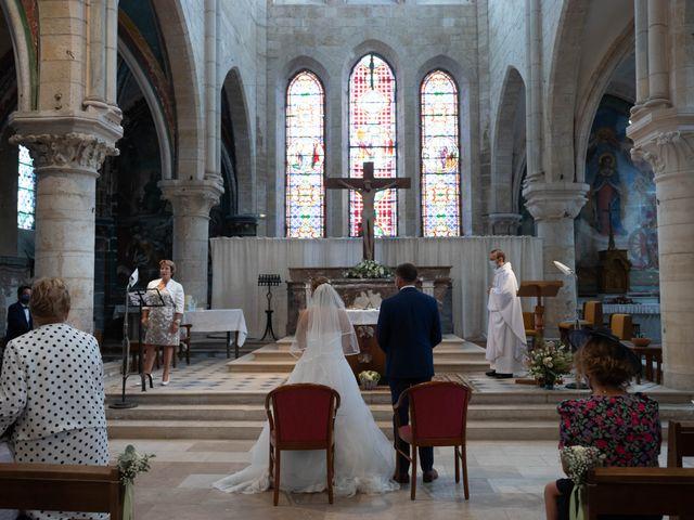 Le mariage de Antoine et Nina à Buthiers, Seine-et-Marne 22