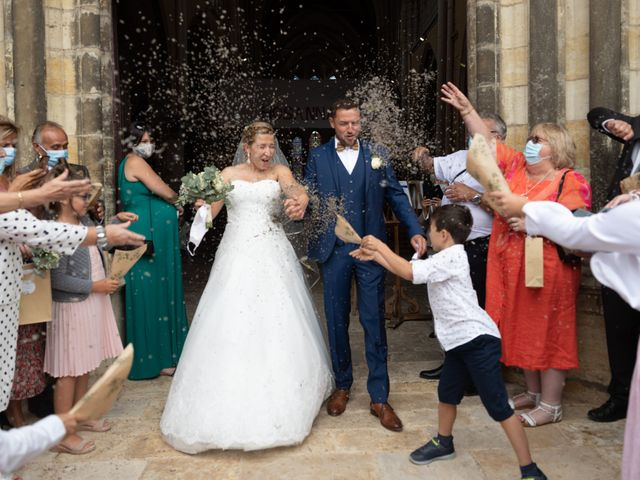 Le mariage de Antoine et Nina à Buthiers, Seine-et-Marne 23