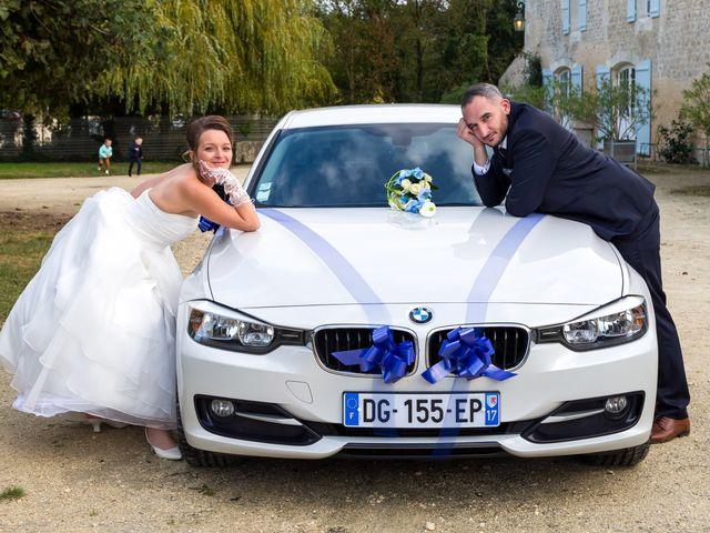Le mariage de Adrien et Roxanne à Saint-Jean-de-Liversay, Charente Maritime 66