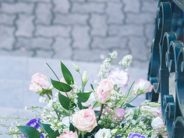Le mariage de Thomas et Audrey à Roquebrune-Cap-Martin, Alpes-Maritimes 6