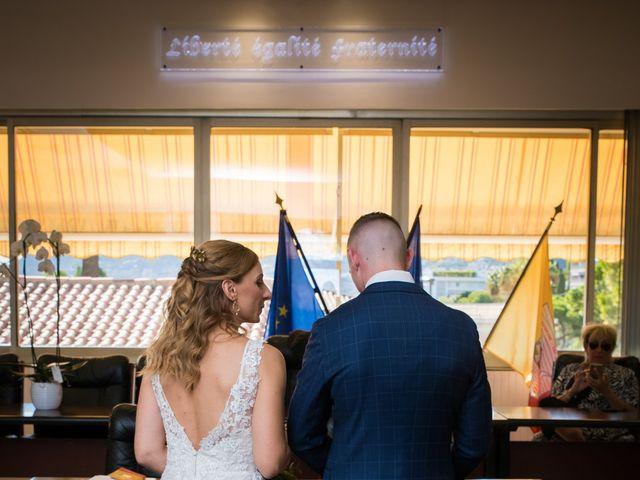 Le mariage de Thomas et Audrey à Roquebrune-Cap-Martin, Alpes-Maritimes 9