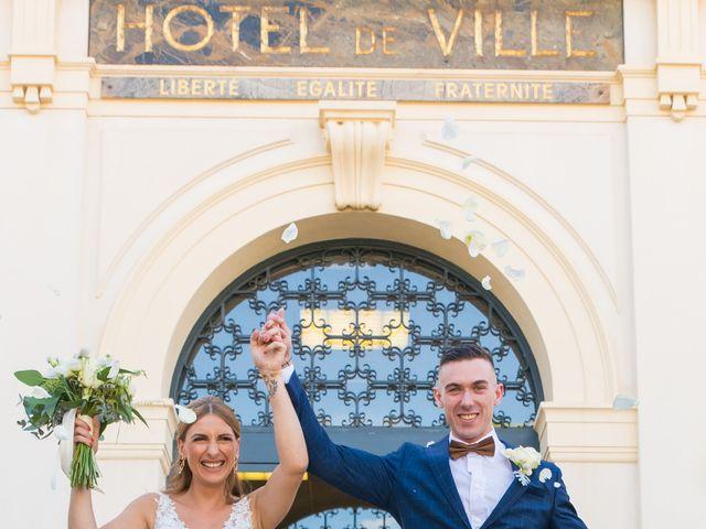 Le mariage de Thomas et Audrey à Roquebrune-Cap-Martin, Alpes-Maritimes 1