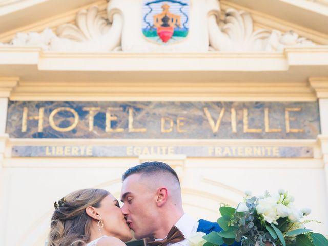 Le mariage de Thomas et Audrey à Roquebrune-Cap-Martin, Alpes-Maritimes 11