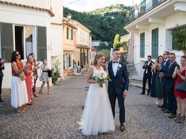 Le mariage de Thomas et Audrey à Roquebrune-Cap-Martin, Alpes-Maritimes 24