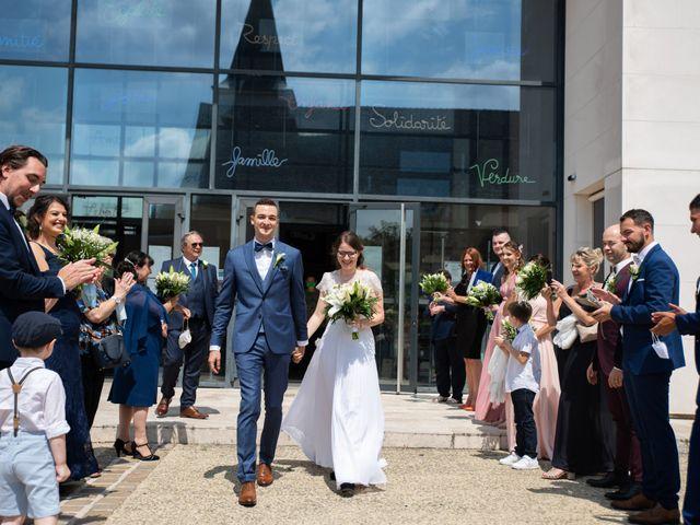 Le mariage de Maxime et Elodie à Champs-Sur-Marne, Seine-et-Marne 20