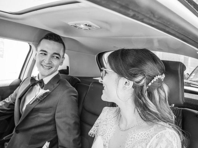 Le mariage de Maxime et Elodie à Champs-Sur-Marne, Seine-et-Marne 21