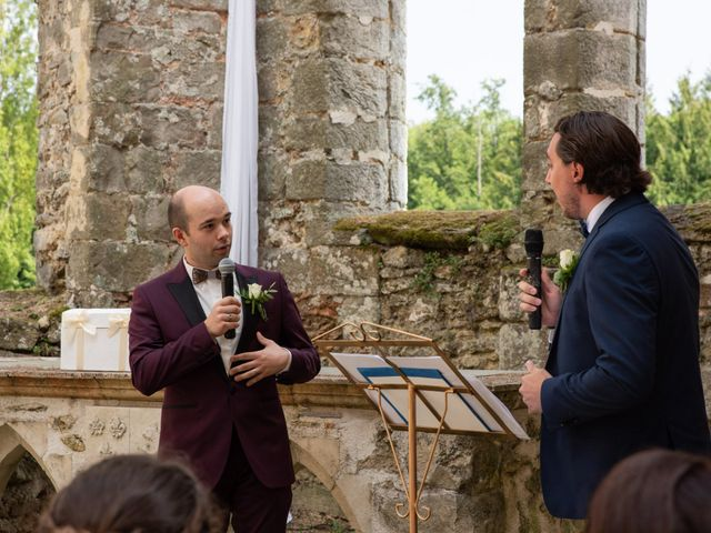 Le mariage de Maxime et Elodie à Champs-Sur-Marne, Seine-et-Marne 33