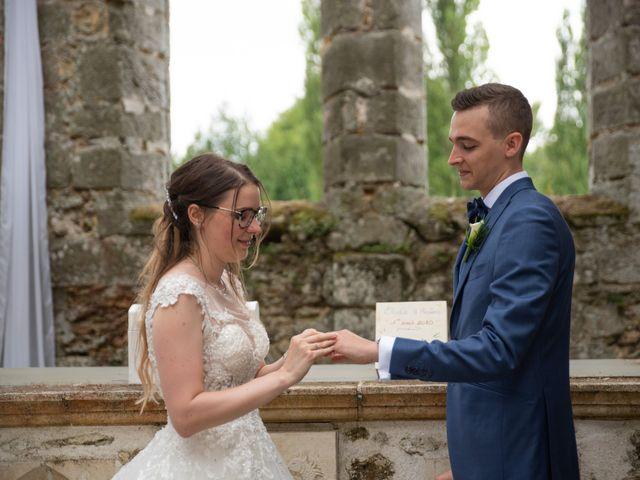 Le mariage de Maxime et Elodie à Champs-Sur-Marne, Seine-et-Marne 42