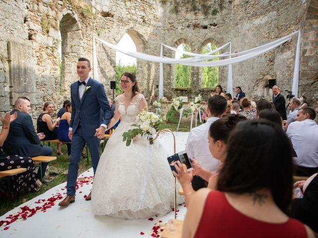 Le mariage de Maxime et Elodie à Champs-Sur-Marne, Seine-et-Marne 44