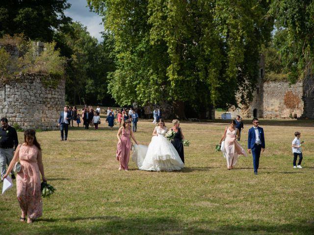 Le mariage de Maxime et Elodie à Champs-Sur-Marne, Seine-et-Marne 45
