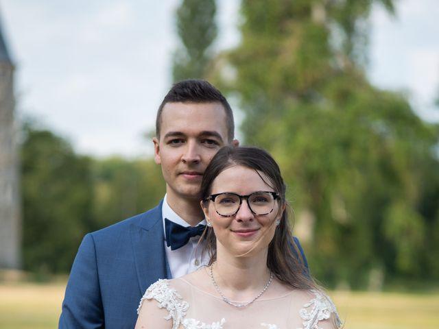 Le mariage de Maxime et Elodie à Champs-Sur-Marne, Seine-et-Marne 51