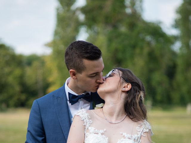 Le mariage de Maxime et Elodie à Champs-Sur-Marne, Seine-et-Marne 52