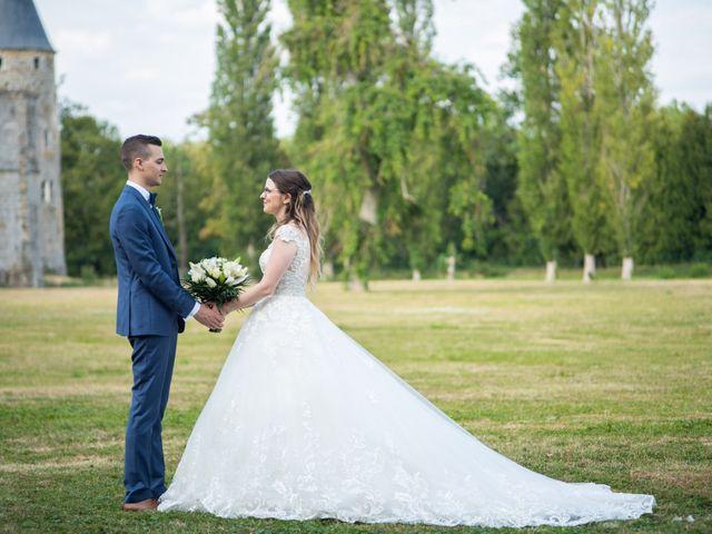 Le mariage de Maxime et Elodie à Champs-Sur-Marne, Seine-et-Marne 56