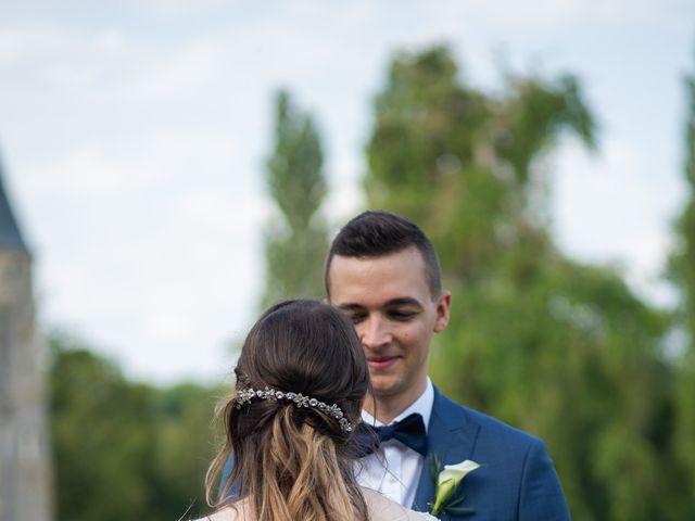Le mariage de Maxime et Elodie à Champs-Sur-Marne, Seine-et-Marne 57