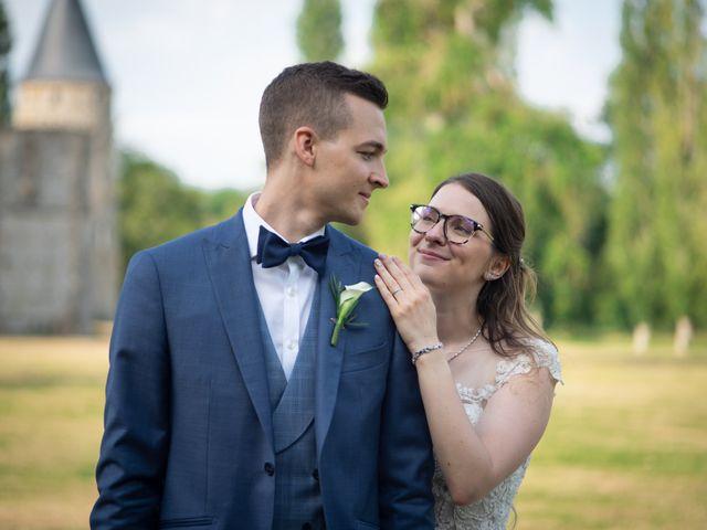 Le mariage de Maxime et Elodie à Champs-Sur-Marne, Seine-et-Marne 1