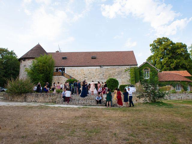Le mariage de Maxime et Elodie à Champs-Sur-Marne, Seine-et-Marne 77