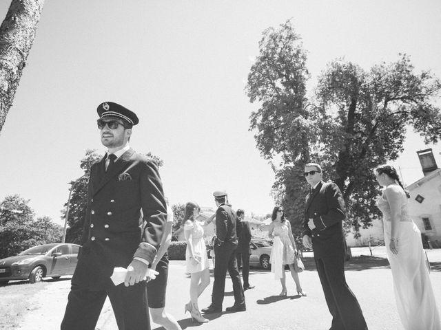 Le mariage de Aurélien et Amandine à Moulis-en-Médoc, Gironde 10