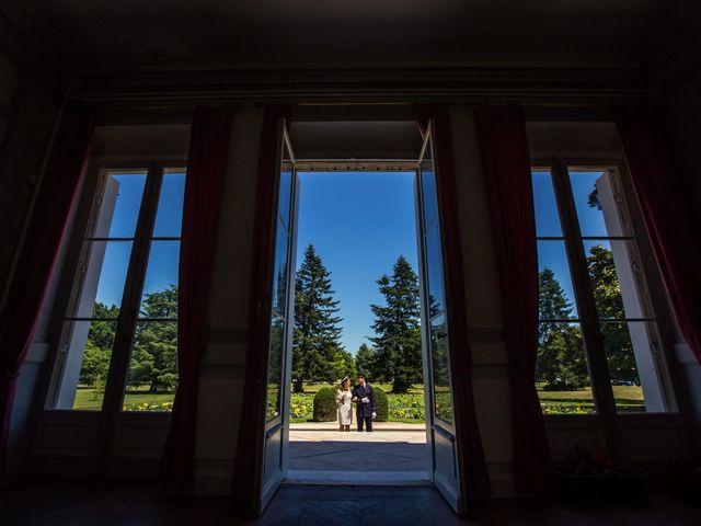 Le mariage de Aurélien et Amandine à Moulis-en-Médoc, Gironde 1