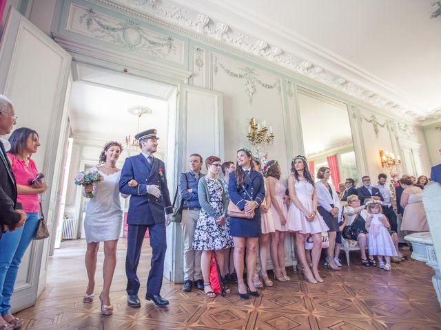Le mariage de Aurélien et Amandine à Moulis-en-Médoc, Gironde 12