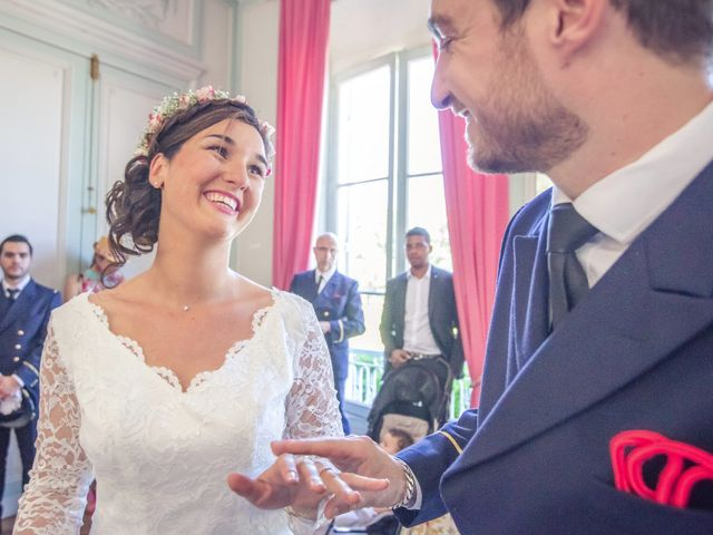 Le mariage de Aurélien et Amandine à Moulis-en-Médoc, Gironde 15