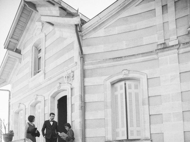 Le mariage de Aurélien et Amandine à Moulis-en-Médoc, Gironde 23