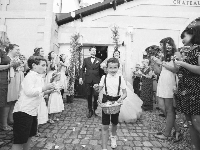 Le mariage de Aurélien et Amandine à Moulis-en-Médoc, Gironde 31