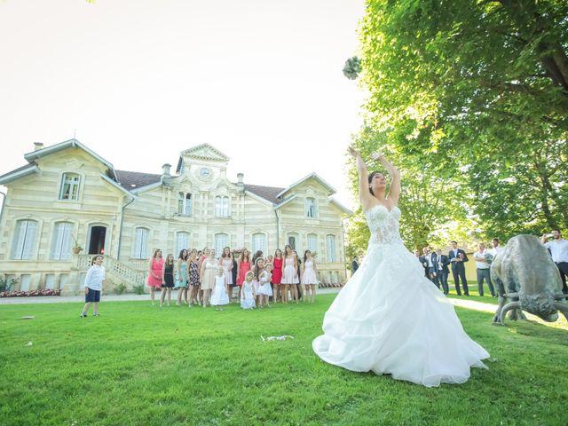 Le mariage de Aurélien et Amandine à Moulis-en-Médoc, Gironde 32