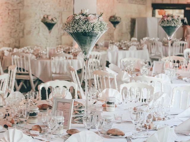 Le mariage de Aurélien et Amandine à Moulis-en-Médoc, Gironde 40